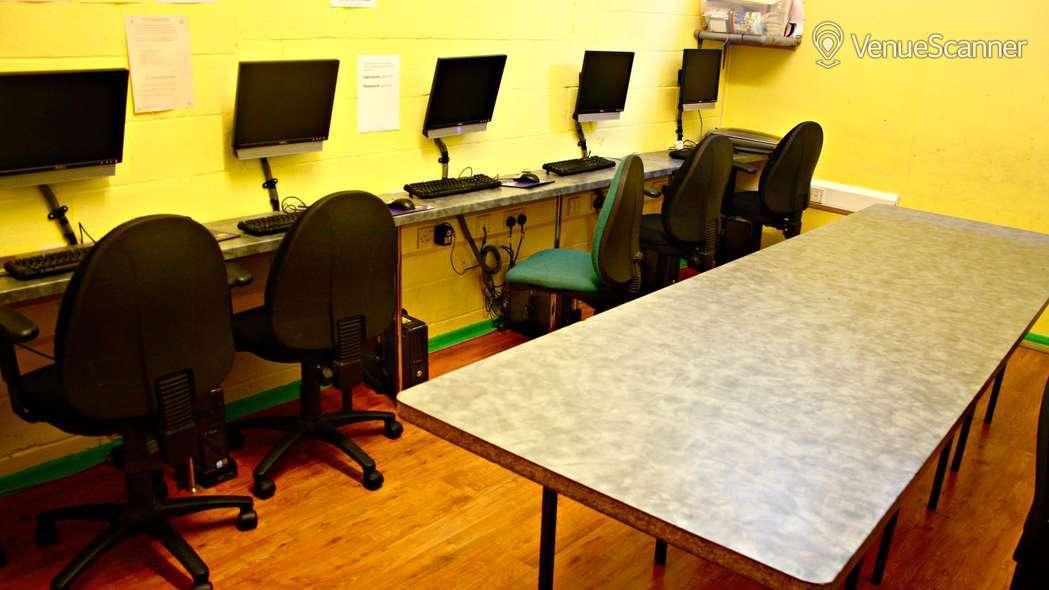 Hire Queens Crescent Community Centre ICT Suite 3