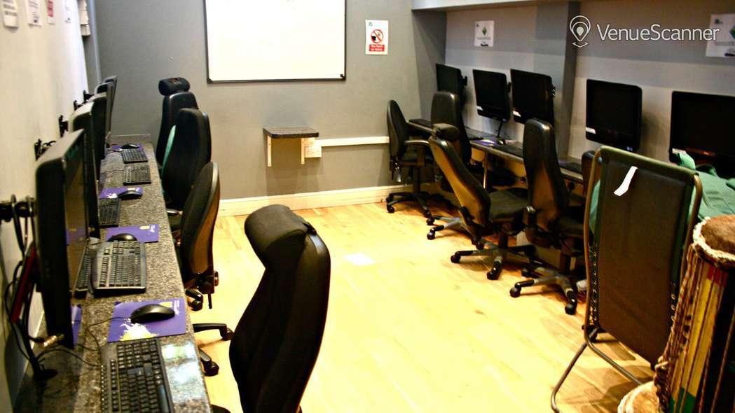 Hire Queens Crescent Community Centre ICT Suite 5