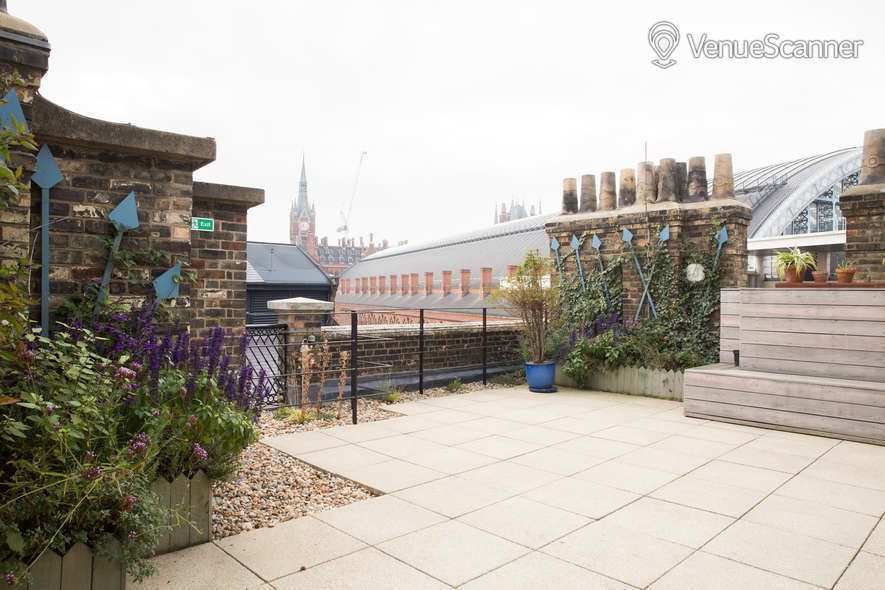 Hire The Stanley Building Roof Terrace