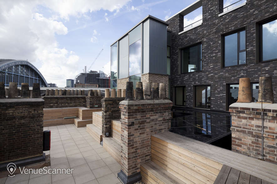 Hire The Stanley Building Roof Terrace 1