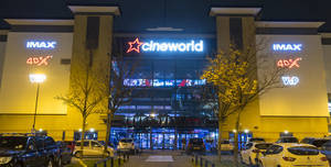 Cineworld Sheffield Screen 20 - 112 Seats 0