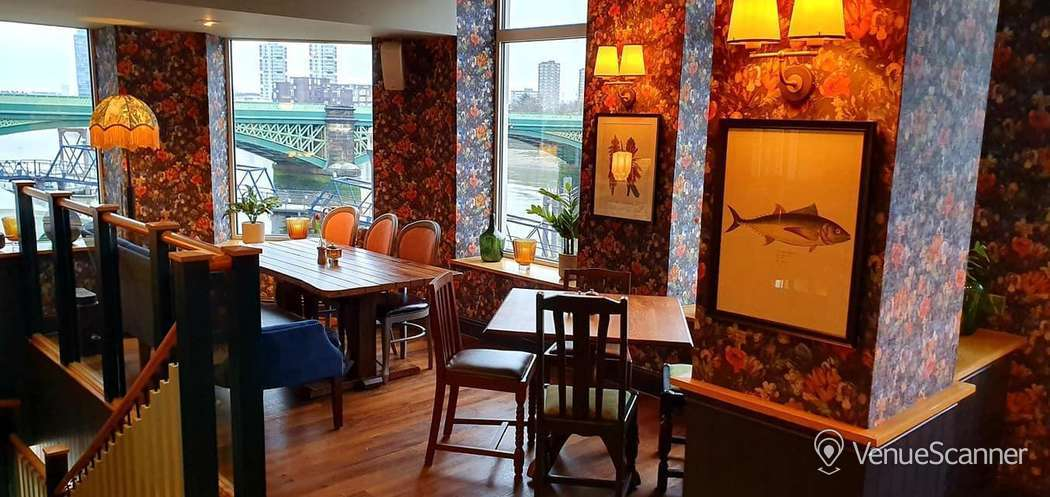 Hire The Waterside Bar + Kitchen River Room 1