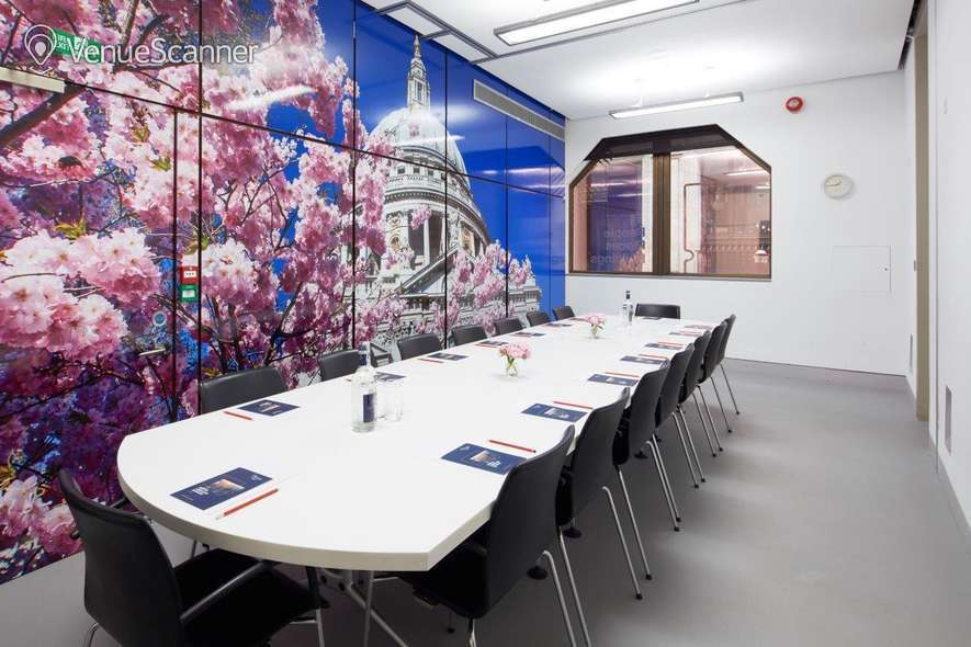 Hire The City Centre Wren Boardroom 4