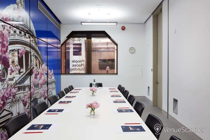 Hire The City Centre Wren Boardroom 2
