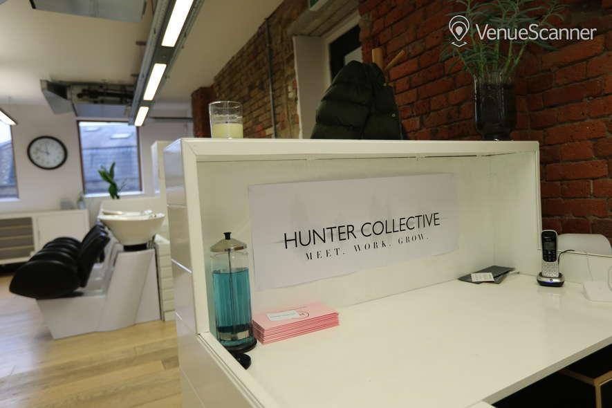 Hire Hunter Collective Hunter Collective Studio 1