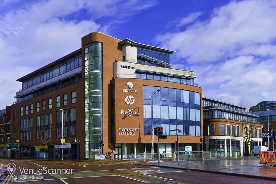 Hire Regus Belfast City Centre Seamus Heaney Room 1