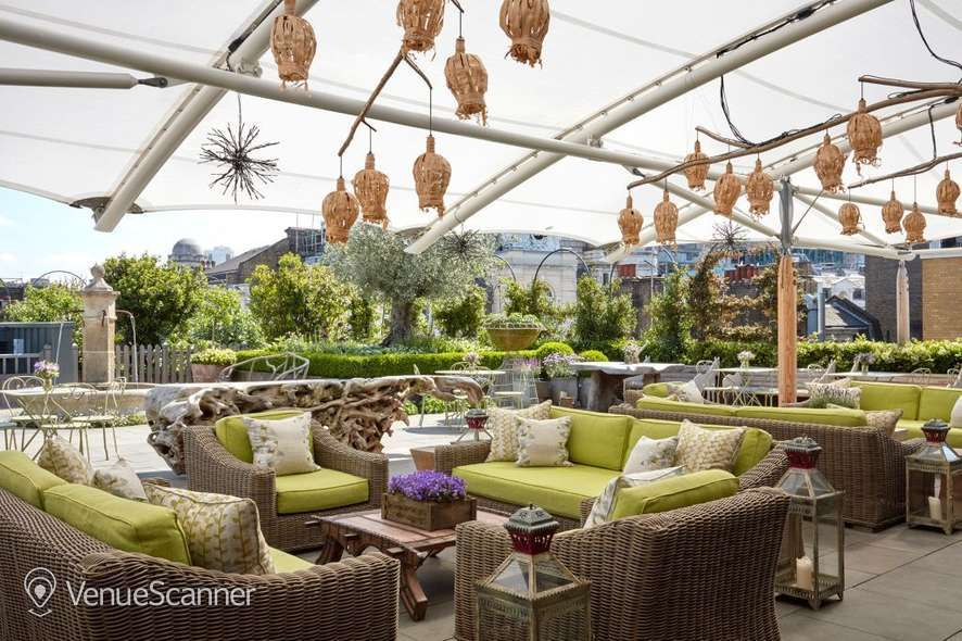 Hire Ham Yard Hotel Roof Terrace