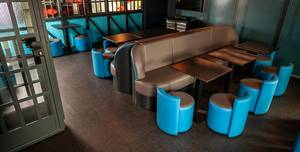 Huckster London, Rubell's Karaoke Lounge