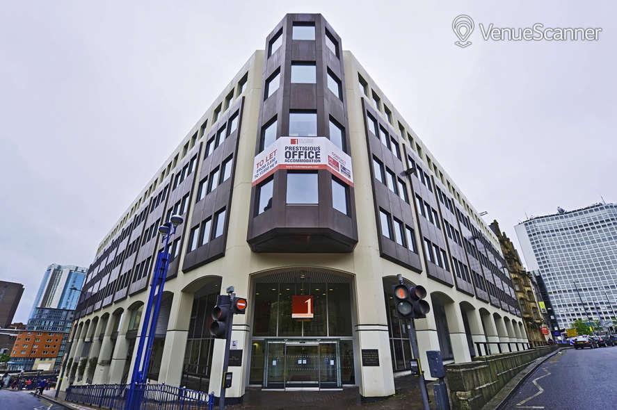 Hire Regus Birmingham Victoria Square Shropshire 1