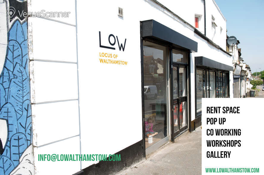 Hire Locus Of Walthamstow Creative space 5