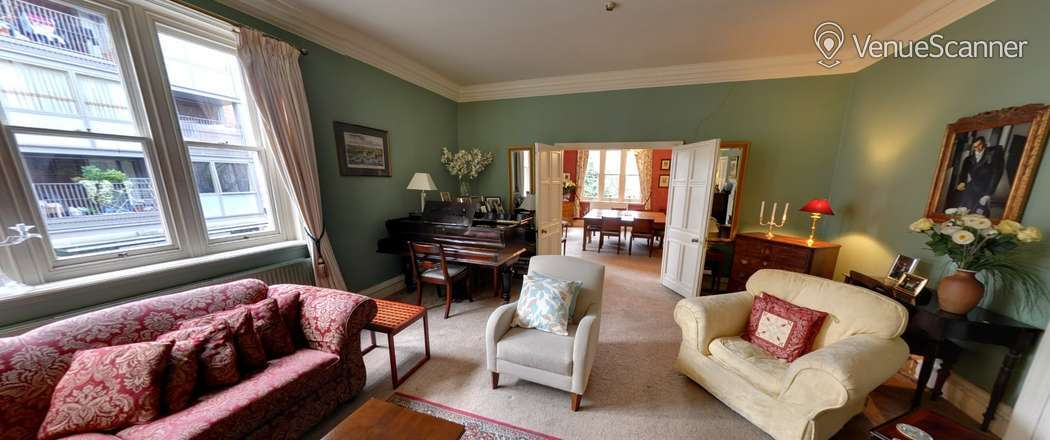 Hire St Matthew's Conference Centre Drawing Room