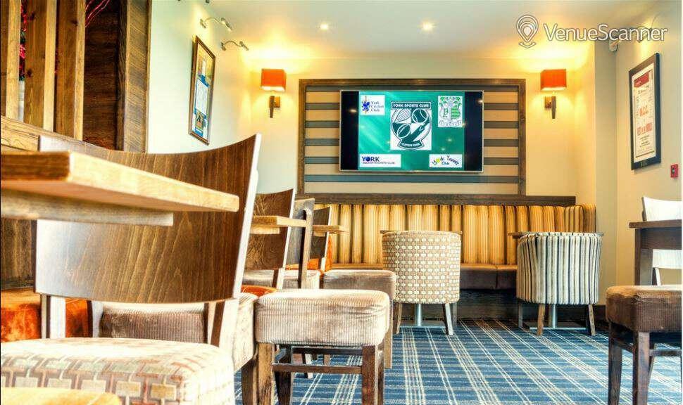 Hire York Sports Club The Lounge