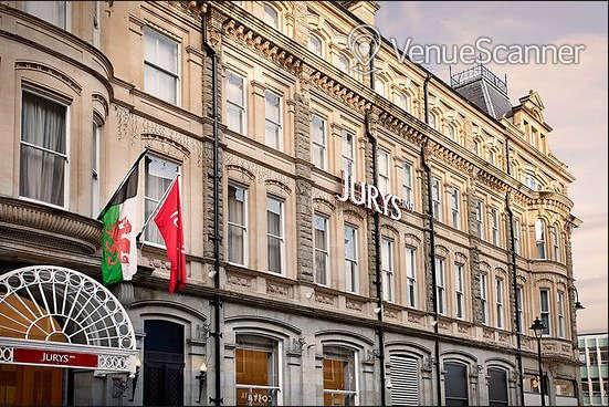 Hire Jurys Inn Cardiff Whitehall 1