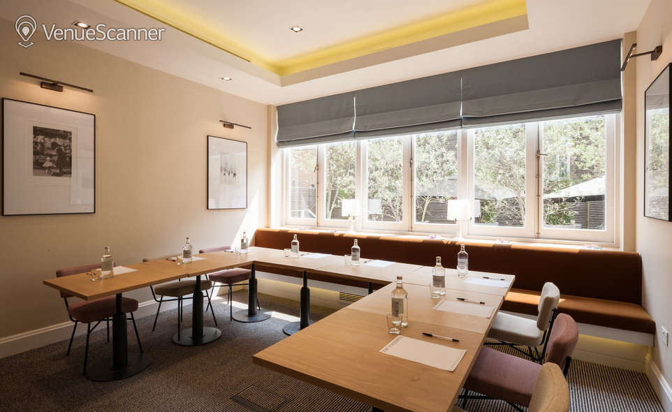 Hire The Rockwell The Rockwell meeting room