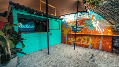 Night Tales, Terrace Cocktail Bar
