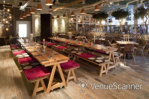 Hire The Folly Private Dining Room 3