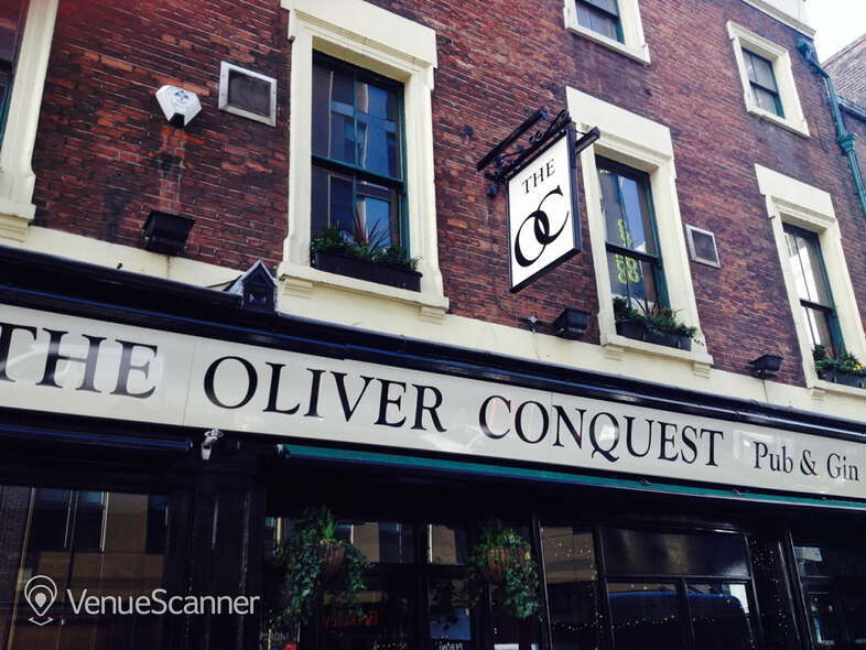 Hire The Oliver Conquest Botanical Bar 3