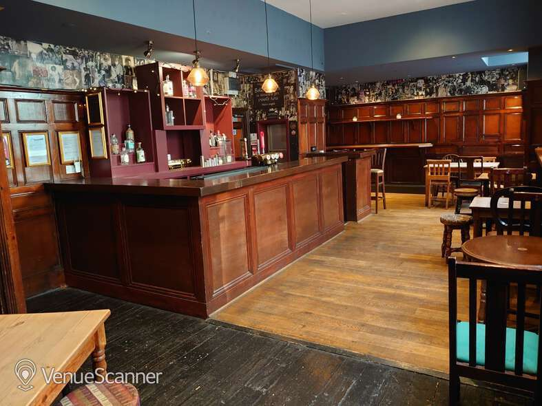 Hire The Oliver Conquest Botanical Bar