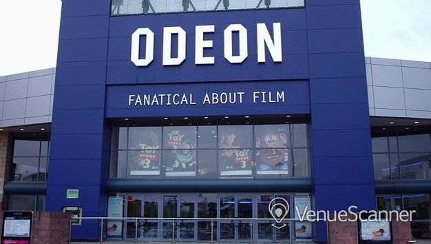 Hire Odeon Surrey Quays Screen 6