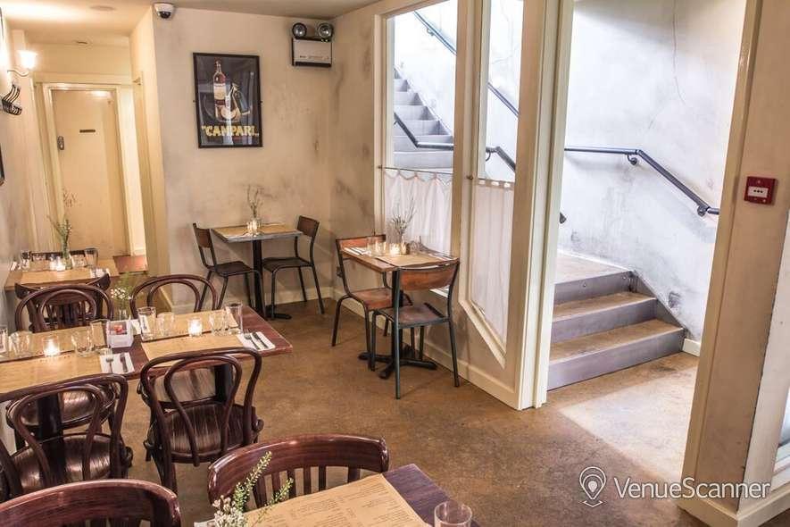 Hire Polpo Covent Garden Aperol Bar 3