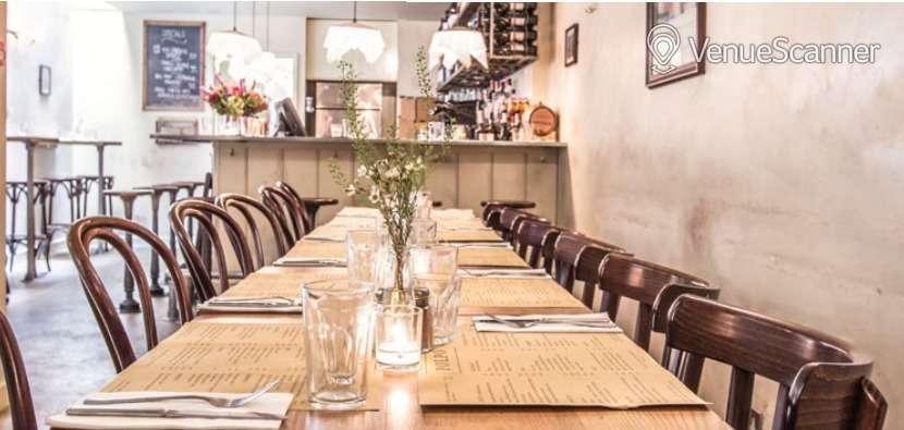 Hire Polpo Covent Garden Aperol Bar 1
