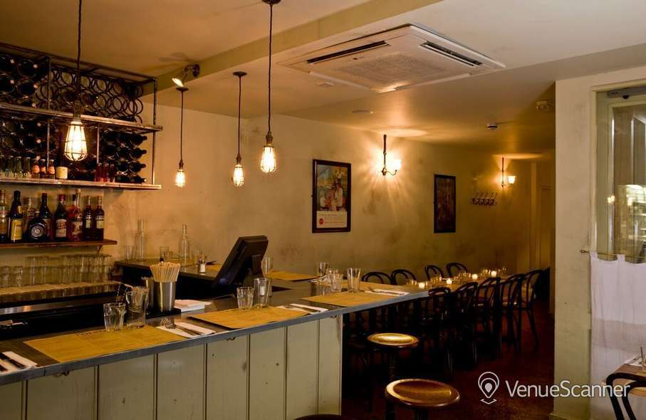 Hire Polpo Covent Garden Aperol Bar 6