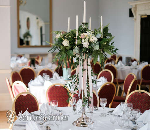 Hire Malone House Harberton Room