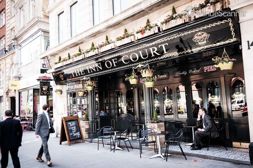 Hire The Inn Of Court Inner Chambers 7