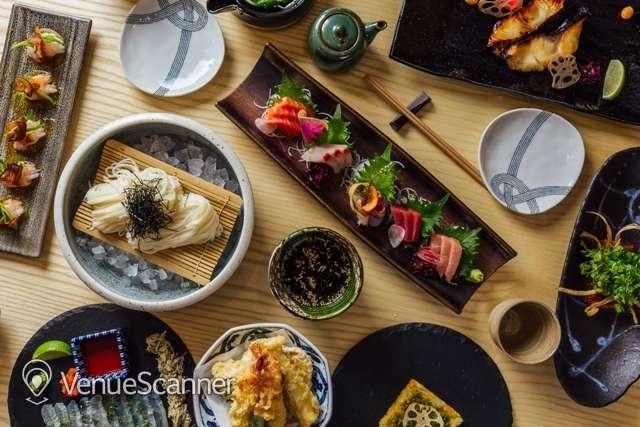 Hire Ginza Onodera Private room Sushi counter 2