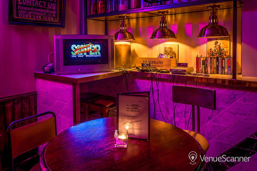 Hire Simmons | Fulham Full Venue Hire 5