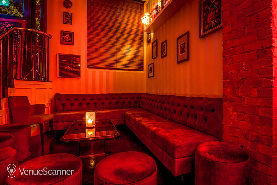 Hire Simmons | Fulham Full Venue Hire 3