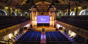 Shoreditch Town Hall, Assembly Hall