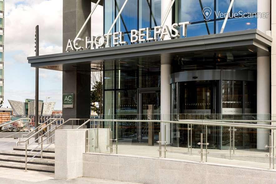 Hire AC Hotel Belfast Meeting Room 3 3