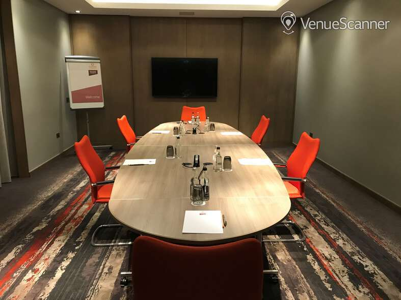 Hire Clayton Hotel Chiswick The Boardroom
