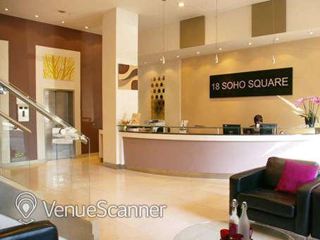 Hire Regus London Soho Square Saigon 2