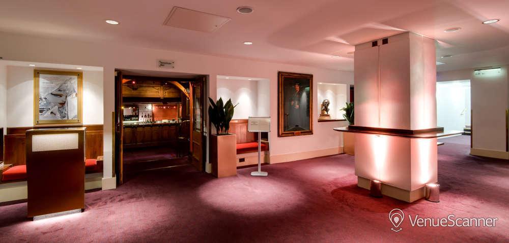 Hire London Coliseum American Bar Restaurant 2