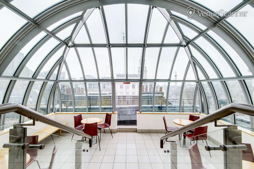 Hire London Coliseum Clore Space & Trafalgar Room 2