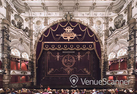 Hire London Coliseum Balcony Bar 4