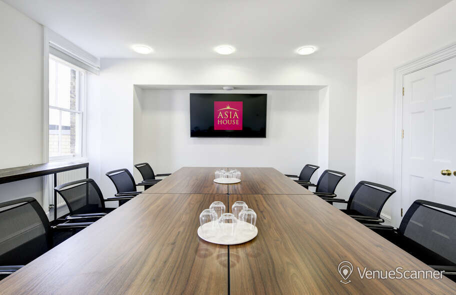Hire Asia House Boardroom 2