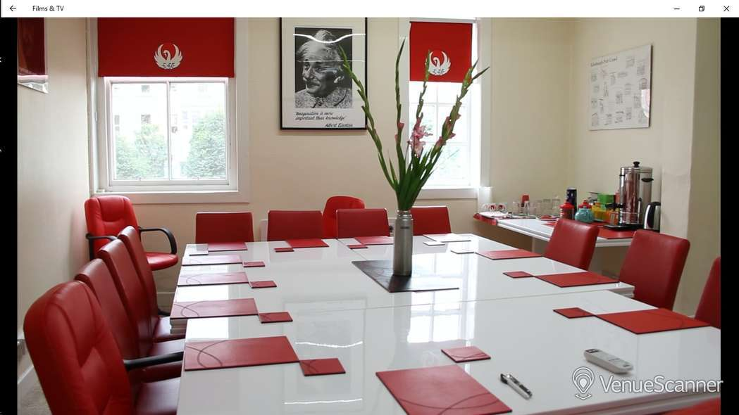 Hire Scotland Study Centre Board Room