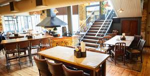 The Paper Mill, First Floor Restaurant