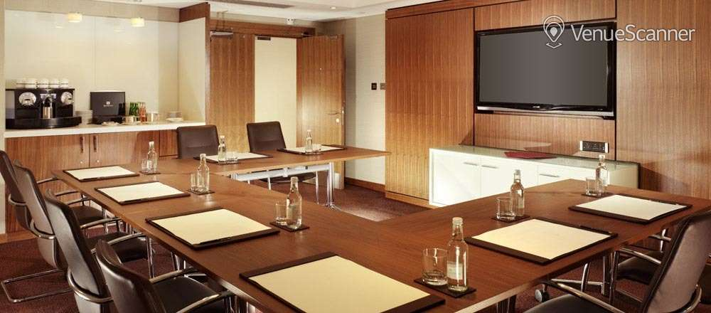Hire The Royal Garden Hotel Chelsea Boardroom