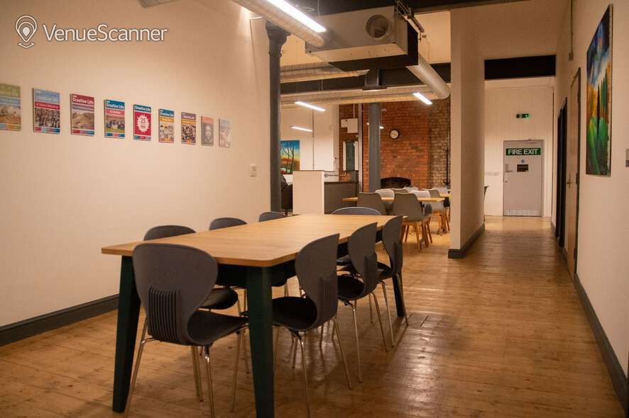 Hire Creative Together Main Space 4