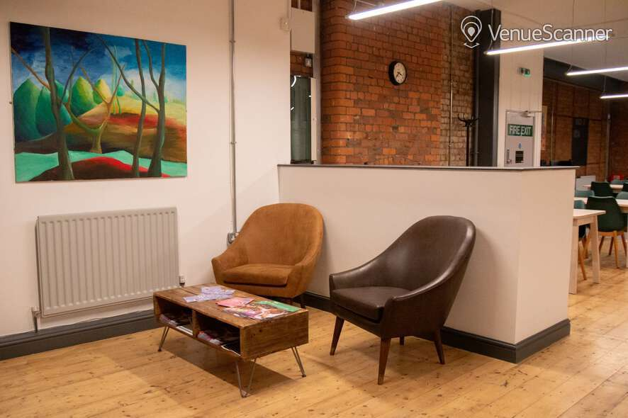 Hire Creative Together Main Space 3