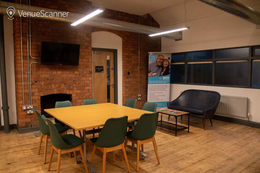 Hire Creative Together Main Space 2
