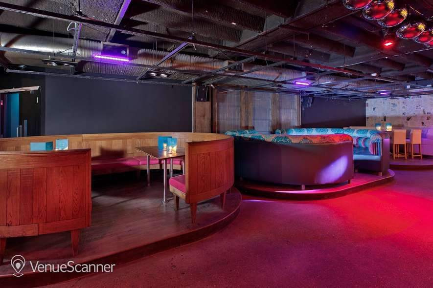 Hire Bar Langley The Bunker 4