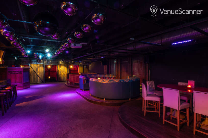 Hire Bar Langley The Bunker 1