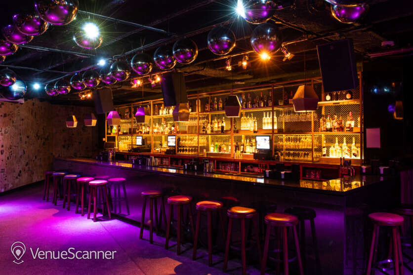 Hire Bar Langley The Bunker 5