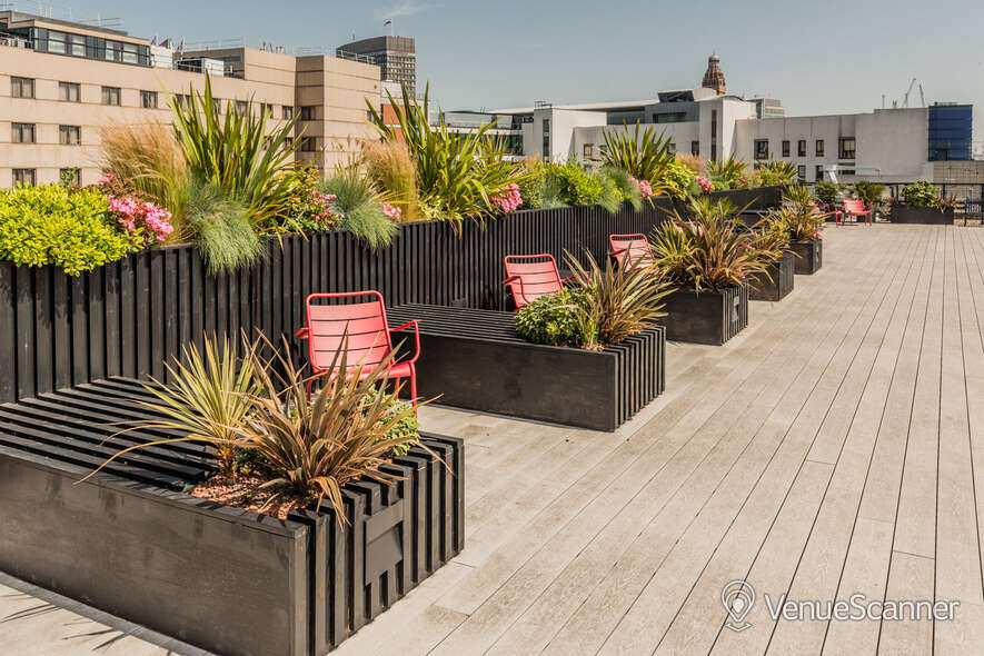 Hire Thomas House Roof Terrace 1