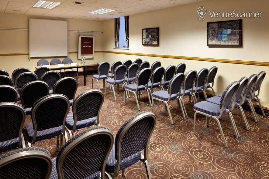 Hire Mercure Glasgow City Hotel Broker Suite